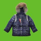Куртка для мальчика Kiko 3038М