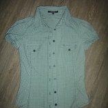 Рубашка блузка Reserved р 34 в очень хорошем состоянии