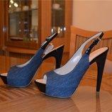 Туфли женские Vicini by Giuseppe Zanotti, оригинал.