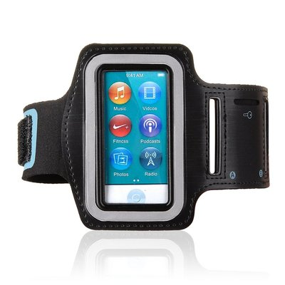Спортивный чехол для iPod Nano 7-gen mp3-плеер Apple на руку.
