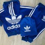Спортивный Костюм для мальчика Adidas, двухнитка, размеры 74-122 см