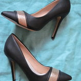 Туфли на шпильках S Accessories 36, стопа 23 см