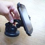 держатель для телефона на лобовое стекло
