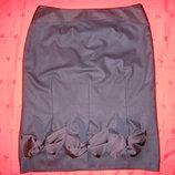 Новая красивенная нарядная юбка р.48-52 ,Польша