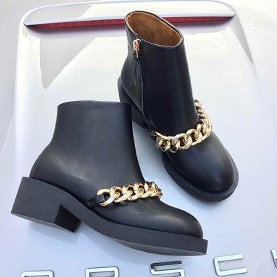 Моднячие ботинки Valentino с цепью. Реальные фото  1300 грн ... 190915378ec