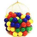 Шарики,мячики для сухого бассейна,палатки. 8 см.