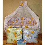 Кроватка Постель балдахин матрас кокос держатель