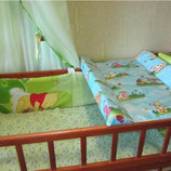 Пеленатор для детей на детскую кроватку