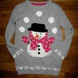 теплые кофты, свитера, свитшоты, регланы девочке на 6-9 лет ч 1