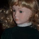 Кукла фарфоровая США MYD