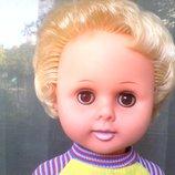Кукла ГДР Раунштайн 48 см отличная в родном номерная