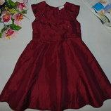 Нарядное платье Ladybird на 18-24 мес,рост 86-92 см.Мега выбор обуви и одежды