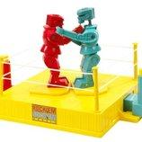 Фигурка робота от Mattel к игре Rock 'em Sock 'em Robots