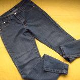 Женские джинсы р.31,ПОТ 39см, с высокой посадкой