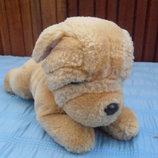 Собачка плюшевая 20 см