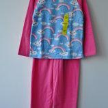 Флисовая пижама на 4 и 6 лет Primark