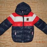 Демисезонная куртка для мальчика L 104-110р.