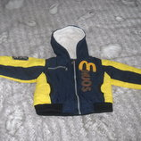 куртка 2-3 года осень-весна