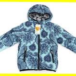 Детская зимняя куртка утепленная евро зима для девочки 5-9 лет