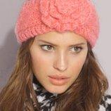 Модная шапка-повязка