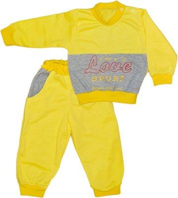 детский теплый спортивный костюм с накатом на байке на флисе с вышивкой