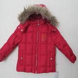 Новая зимняя куртка Kanz. Оригинал. Германия разм.80см