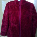 Двусторонняя куртка - шубка