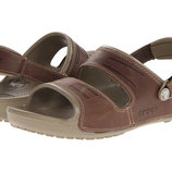 Кроксы crocs Men's Yukon Two-Strap Sandal раз. 40, 45 и 46 в наличии