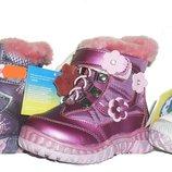 Ботинки зимние для девочки недорого