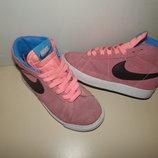 Кроссовки Высокие Nike р28.5-19 см