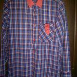 Продам модную рубашку с длин. рукавом на мальчика