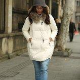 женский пуховик Хит зимняя куртка