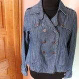 Куртка-піджак джинсова LIV