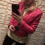 Эффектная стеганая курточка в стиле Chanel 2