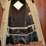 Длинная куртка, пальто термо, мембрана, лыжная C&A Германия