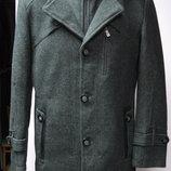 Куртка мужская драповая пиджаком 46-48размер