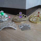карнавал корона рапунцель залушка утренник принцесса