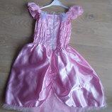 карнавальний костюм платье розовое длинное девочке Dream dazzlers утренник хелоуин принцесса