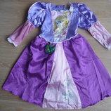 карнавальний костюм принцесса рапунцель Disney Дисней утренник праздник хелоуин