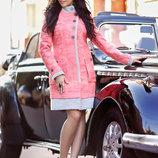 Пальто В - 823 Veneri Emily color 101