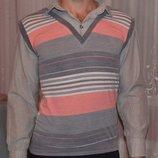 Рубашка-Жилетка мужская обманка