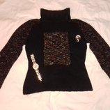 Теплый свитер свитр