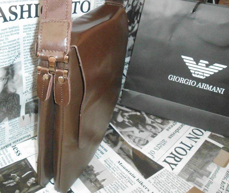 мужские сумки кожаные ARMANI армани, Распродажа