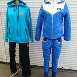 женские тёплые спортивные костюмы большие размеры