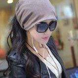 шапка-шарф женская ХИТ 2 в 1