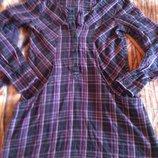 Трендовое платье - рубашка Only, S