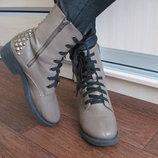 Модные Ботиночки Cassis. 39р.