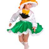 Прокат карнавальный костюм Киев-Борисполь костюм грибочка Лисичка