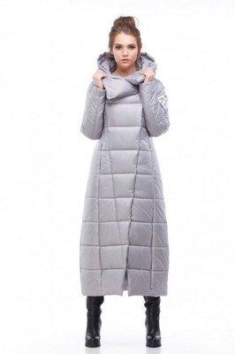 Зимнее пальто в стиле CASUAL в наличии р.52