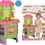 Реал.цена Детская кухня 8 Технок 0915 - самая высокая 82 см,